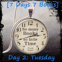 [Aktion] ~ 7 Days 7 Books: Tuesday