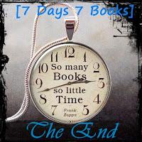[Aktion] ~ 7 Days 7 Books: Beendet & Fazit