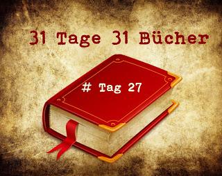 [31 Tage 31 Bücher] ~ Tag 27: Das Buch aus meinem Regal, mit dem schönsten Cover.