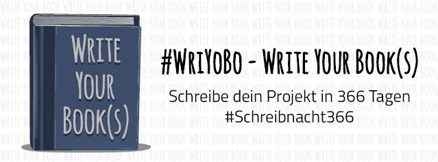 [WriYoBo] ~ Logbuch: Der Start