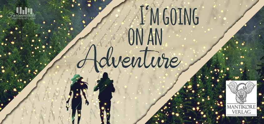 [Blogtour] – Spielbuch: I'm going on an adventure…